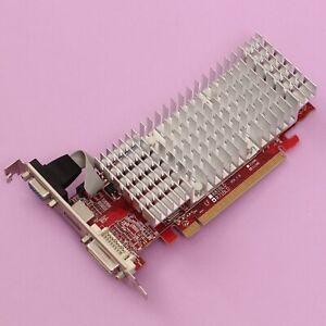 PowerColor AX4350 ATI AMD Radeon HD 4350 PCI-E 512MB GDDR2 VGA/DVI/HDMI