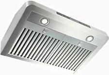 New listing Ekon 30-in Range Hood Under-Cabinet Hood Ducted Kitchen Hood Stove Vent 4 Speed