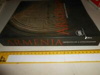 LIBRO: ARMENIA IMPRINTS OF A CIVILIZATION - skira - in lingua inglese