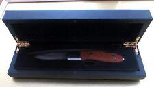 Herbertz-Damaszener KIST120 Art-Nr.214810Taschenmesser arrietierbar aus Solingen