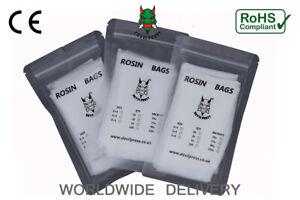ROSIN PRESS ROSIN PRE PRESS BAGS 3 X 5 /  2 X 4 / 2.4 X 2.5 / 2 X 4.5 / 3 X 6