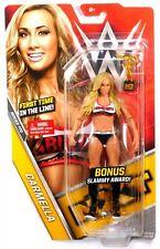WWE Series 70 Carmella Figure First Time in Line Figure Chase Bonus Slammy Award
