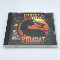 Mortal Kombat [Single] [Maxi Single] by The Immortals (CD, Nov-1993, Virgin)