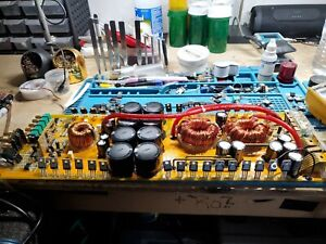 CAB 1600.1 Amplifier Repair.. Contact for Details.