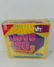 VH1 I Love the 80s Board Game by Viacom 2006 Edition New Sealed FREE SHIPPING