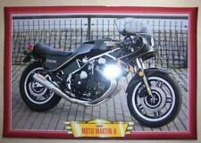 MOTO MARTIN 6 MOTORCYCLE 1984 HONDA CBX BIKE 1980'S PICTURE 1980'S MOCHECK SIX