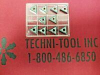 10 Pack TNMG33122 TN5105 Triangle 60 WIDIA™ Negative Turning Insert 3795502