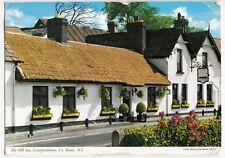 Ireland; The Old Inn, Crawfordsburn, County Down PPC By John Hinde, 1967 PMK