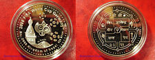 2004 Nepal Large Proof Silver 2000 rupee-World Cup Soccer(Football)