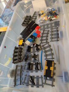 Lego Train Parts Lot