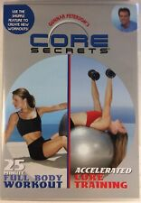 Gunnar Peterson's Core Secrets - Full Body Workout & Core Training  2 DVDs