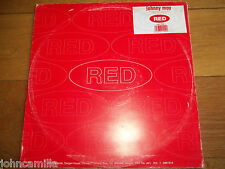 """JOHNNY MOY - UNTITLED - 12"""" RECORD / VINYL - RED RECORDS - REMIX 010"""