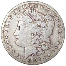 1899-S Morgan Silver Dollar, Nice Defining Features $1 San Fran. Mint No Res!