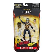 marvel legends wasp baf cull obsidian