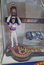 1998 DALE EARNHARDT JR. NASCAR WINNER'S CIRCLE FIGURINE Trophy #3 Car NEW IN BOX