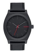 Nixon TIME TELLER , 37 MM, All Black/Stamped, A045-2298