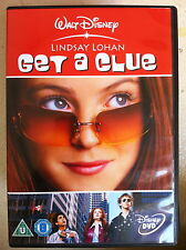 Lindsay Lohan CONSIGUE PISTA ~ 2003 Walt Disney Familia Comedia ~ GB DVD