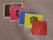 FIVE Rebreakable Breaking Boards Package Set Karate Striking Tkd Padded Gear