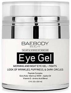 Baebody Baebody Eye Gel for Under & Around Eyes, 1.7 Ounces