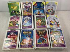 Walt Disney Masterpiece Collection Mcdonalds FIGURES Lot of 12 1995-2000