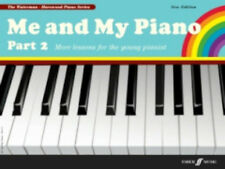 Me And My Piano Part 2 Piano Sheet Music Instrumental Tutor