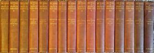 The Works of Francis Parkman 16 Volume Set 1915