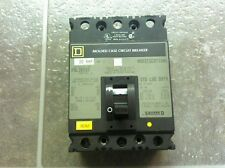 Square D Fal36020 20A Industrial Circuit Breaker 600V. Used. Tested. Works fine.