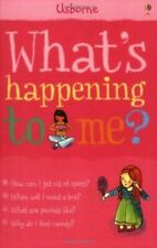 Usbourne Whats happening to me Girls Edition By Susan Meredit & Nancy Leschnikof