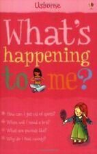 Usbourne Whats happening to me Girls Edition By Susan Meredit & Nancy Leschnikof