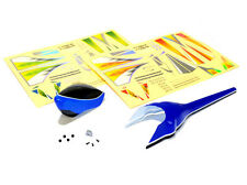 Xtreme Align Trex 150 Blue Fuselage Canopy Set AT15013B
