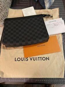 Louis Vuitton Voyage bag Damier Graphite