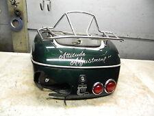 99 Honda GL 1500 GL1500 CF Valkyrie rear back luggage box trunk
