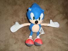 "Sonic the Hedge hog Small Plush 7.5"" Nanco"