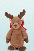 Bearington Bear BEAN BOTTOMS-BUCK the Moose #311150 Christmas FALL 2012