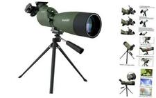 SVBONY SV14 Spotting Scope with Tripod,Angled Range Spotter Scope with Phone Ada