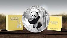 1000 Franc 2017 Benin - Charmante Tiere - Der niedliche kleine Panda