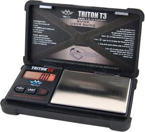 My Weigh Triton T3 660 Feinwaage / 660g x 0,1g / Münzwaage / Goldwaage MyWeigh
