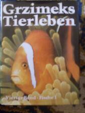 Grzimeks Tierleben 4. Band Fische 1