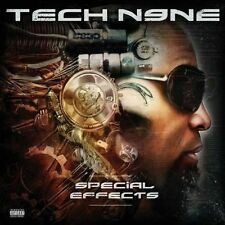 TECH N9NE - SPECIAL EFFECTS (Digipak) (CD) Sealed