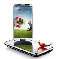 MIRROR SCREEN PROTECTOR HD CLEAR LCD COVER FILM DISPLAY G8N for GALAXY S4 PHONES
