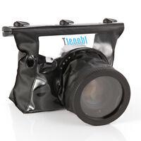 20M Underwater Waterproof Camera Case for Canon 550D 60D 5D II 600D 7D D90 D7000