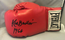 Kid Gavilan Gerardo González Signed Autographed Red Everlast Boxing Glove COA