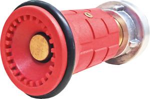 Wandhydrant Düse BX-PW25 25mm Wasserdüse Feuerlöschschlauchdüse Brandschutz
