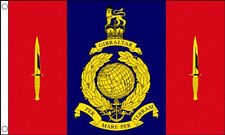 5' x 3' Royal Marine 45 Commando Flag Armed Forces Army Navy Marines Banner