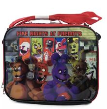 New Five Nights At Freddy Lunch Bag with long strap (100% Brand new)
