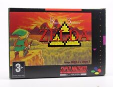 ZELDA Brodcast Satellaview  SUPER NINTENDO SNES PAL ntsc SatellaView