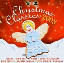 Christmas Classics 2003 Queen, Wham!, Christina Aguilera, Chris Rea, St.. [2 CD]