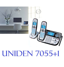 UNIDEN XDECT 7055+1 EXTENDED DIGITAL CORDLESS PHONE SYSTEM