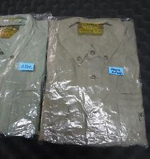 Camel Trophy Adventure Wear Safari Shirt Cargo Button Short Sleeve Bsque Size XL