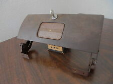 1939 CHEVROLET MASTER DELUXE COUPE SEDAN NICE USED GLOVE BOX DOOR ASSEMBLY